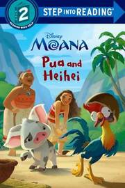 Pua and Heihei by Mary Tillworth