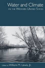 Water & Climate/Western U.S. by William M Lewis image