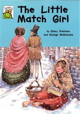 The Little Match Girl by Hilary Robinson image