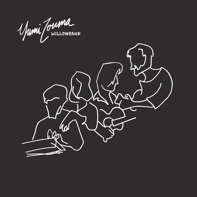 Willowbank - White Vinyl Limited Edition by Yumi Zouma