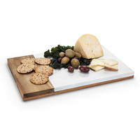 Twine: Country Cottage - Marble & Wood Cheese Board