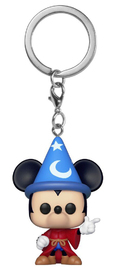 Disney: Sorcerer Mickey - Pocket Pop! Keychain