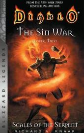 Diablo: The Sin War, Book Two: Scales of the Serpent - Blizzard Legends by Richard A Knaak image