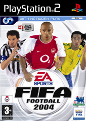 FIFA 2004 for PlayStation 2