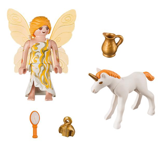 Playmobil: Special Plus - Sun Fairy with Unicorn Foal (9438)