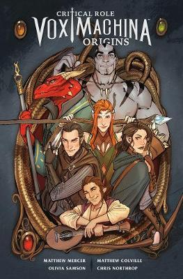 Critical Role Vox Machina by Matthew Colville image