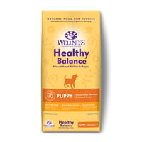 Wellness: Healthy Balance Puppy Chicken Meal, Pork Meal & Oatmeal Recipe 12.7KG