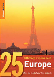 Europe: 25 Ultimate Experiences by Rough Guides image