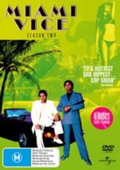 Miami Vice - Season 2 (6 Disc Set) on DVD