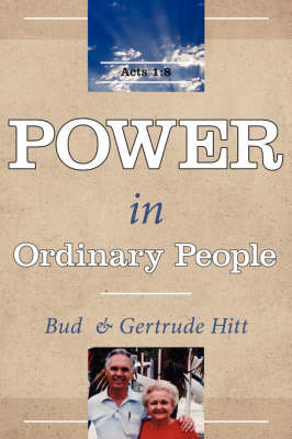 Power in Ordinary People by Bud Hitt image