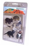 Animals of Australia - Small Marsupials Set of 5