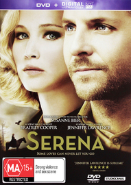 Serena on DVD
