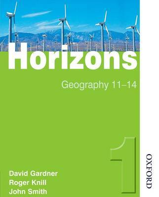 Horizons 1: Student Book by David Gardner