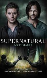 Supernatural by Tim Waggoner