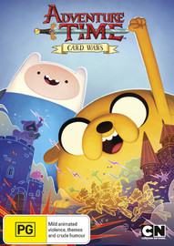 Adventure Time: Card Wars (Collection 12) on DVD