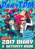 Official DanTDM 2017 Diary and Activity Book by DanTDM