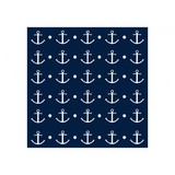 Annabel Trends Beach Throw - Anchor