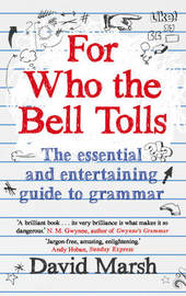 For Who the Bell Tolls by David Marsh