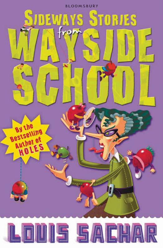 Sideways Stories From Wayside School Louis Sachar Book In Stock