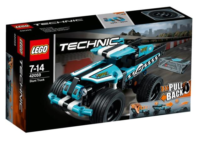 LEGO Technic: Stunt Truck (42059)