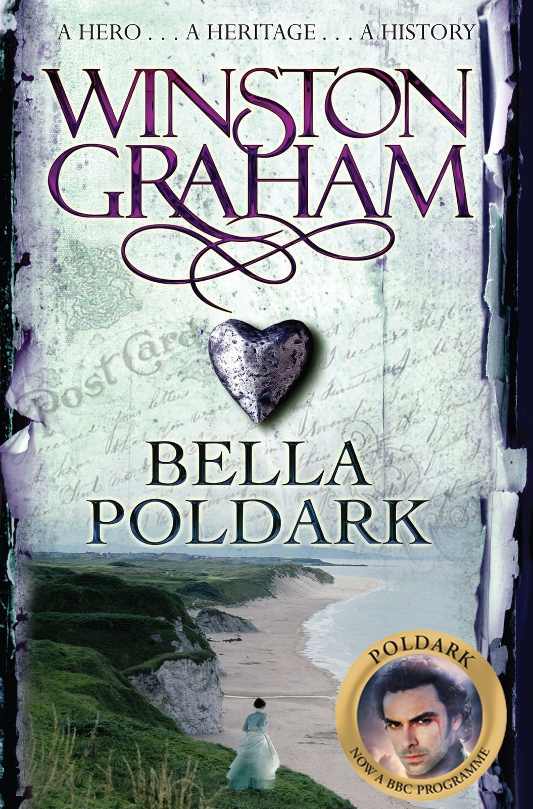 Bella Poldark by Winston Graham image