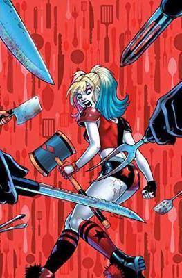 Harley Quinn Volume 3: Rebirth by Jimmy Palmiotti