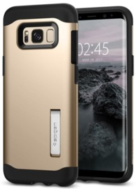 Spigen Galaxy S8+ Slim Armor Case Gold Maple