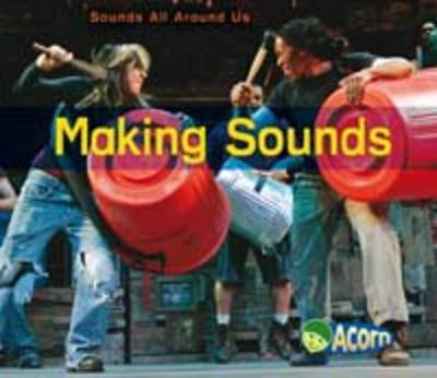 Making Sounds by Charlotte Guillain image