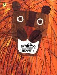 1, 2, 3, to the Zoo: A Counting Book by Eric Carle image