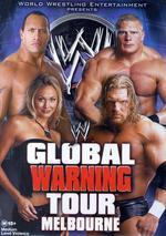 WWE - Global Warning Tour: Melbourne on DVD