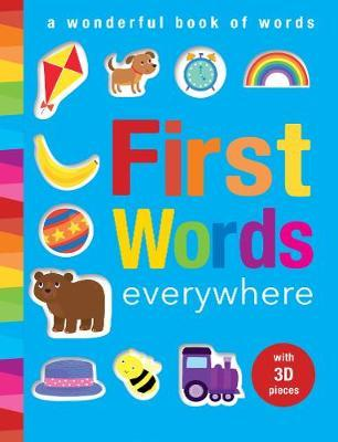 First Words Everywhere by Isabel Otter image