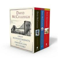 David McCullough: Great Achievements in American History by David McCullough image