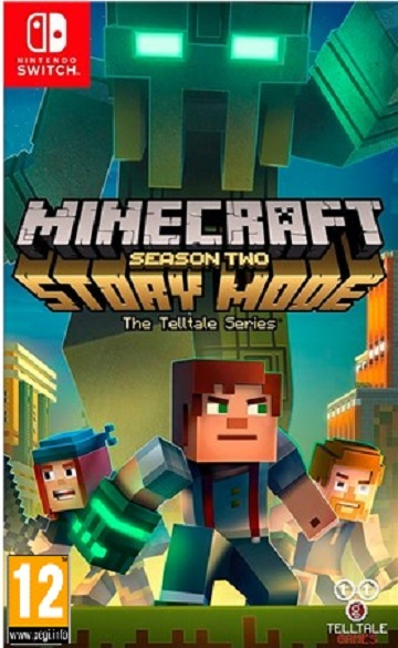 Minecraft: Story Mode Season 2 for Nintendo Switch image