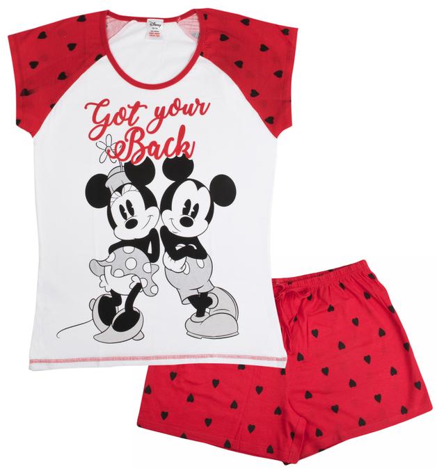 Disney: Minnie Mouse Summer - Women's Pyjamas (12-14)