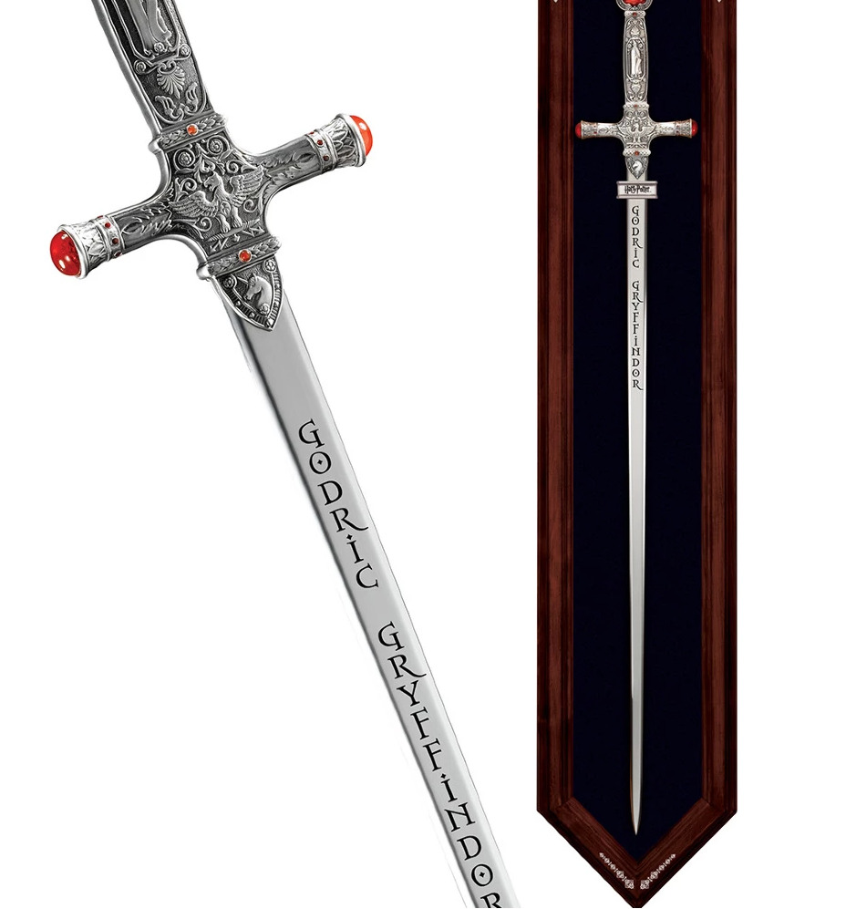 Harry Potter: Premium Replica - The Godric Gryffindor Sword image