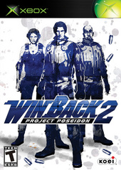 Winback 2: Project Posieden for Xbox