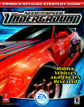 Need For Speed Underground - Prima Official Guide for PC