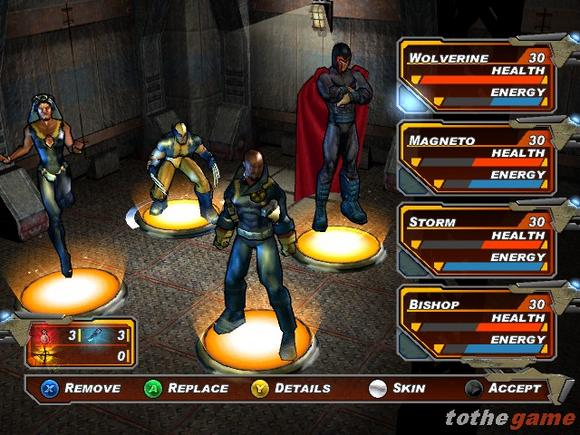 X-Men Legends II: Rise of Apocalypse for Xbox image