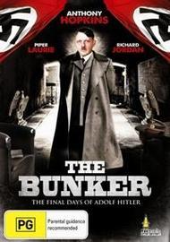 The Bunker on DVD