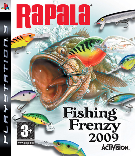 Rapala Fishing Frenzy for PS3