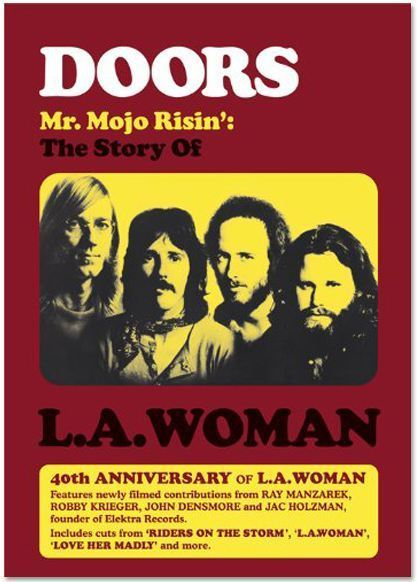 The Doors - Mr. Mojo Risin': The Story of L.A. Woman on DVD