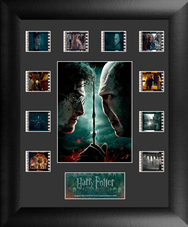 FilmCells: Mini-Montage Frame - Harry Potter (Deathly Hallows #2)