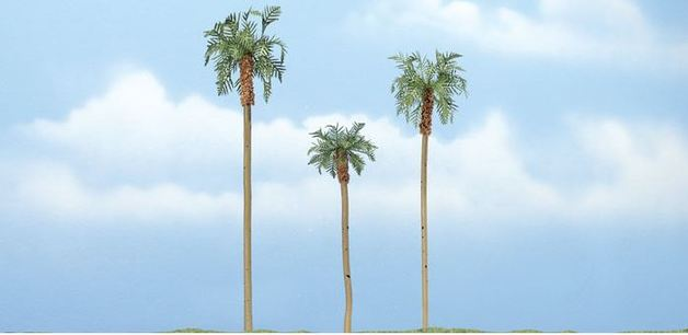 Woodland Scenics Palm Tree (3 pack)