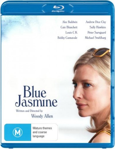 Blue Jasmine on Blu-ray