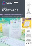 Avery Postcards (40 Cards)