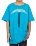 Minecraft Pickaxe Youth Premium T-Shirt (XS)