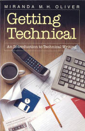 Getting Technical by Miranda M.H. Oliver image