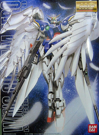 MG 1/100 Wing Gundam Zero Custom XXXG-00W0 (Endless Waltz Ver) - Model Kit