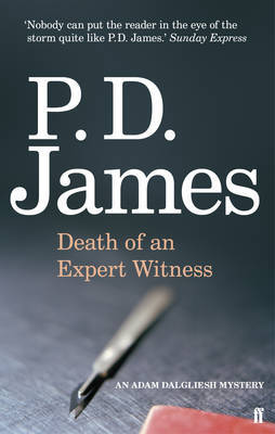 Death of an Expert Witness by P.D. James image