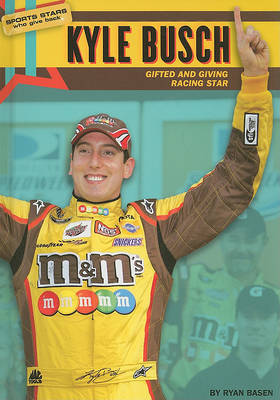 Kyle Busch by Ryan Basen